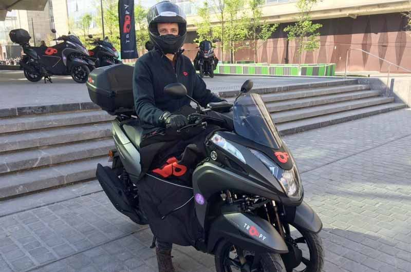 permis scooter mp3 paris